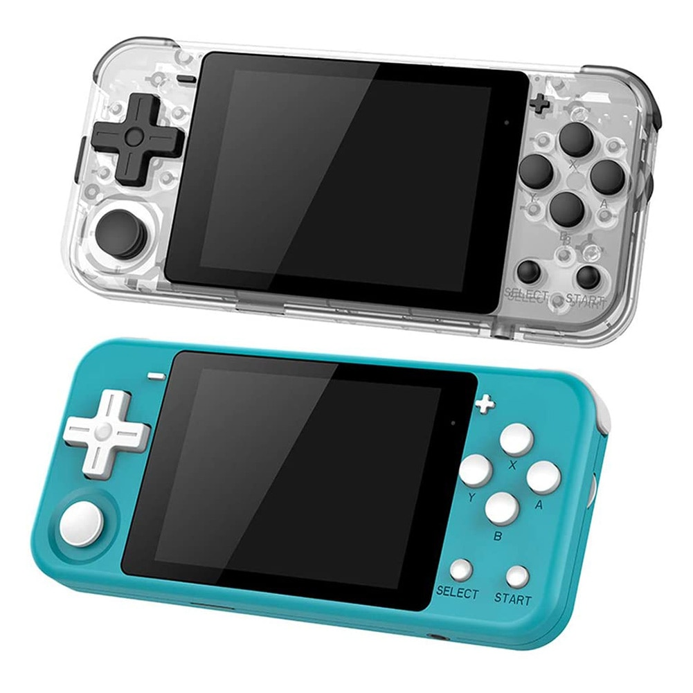 Handheld Game Player 3.0 inch IPS Screen 16GB Dual Open Source System Portable Pocket Mini Video Game Console