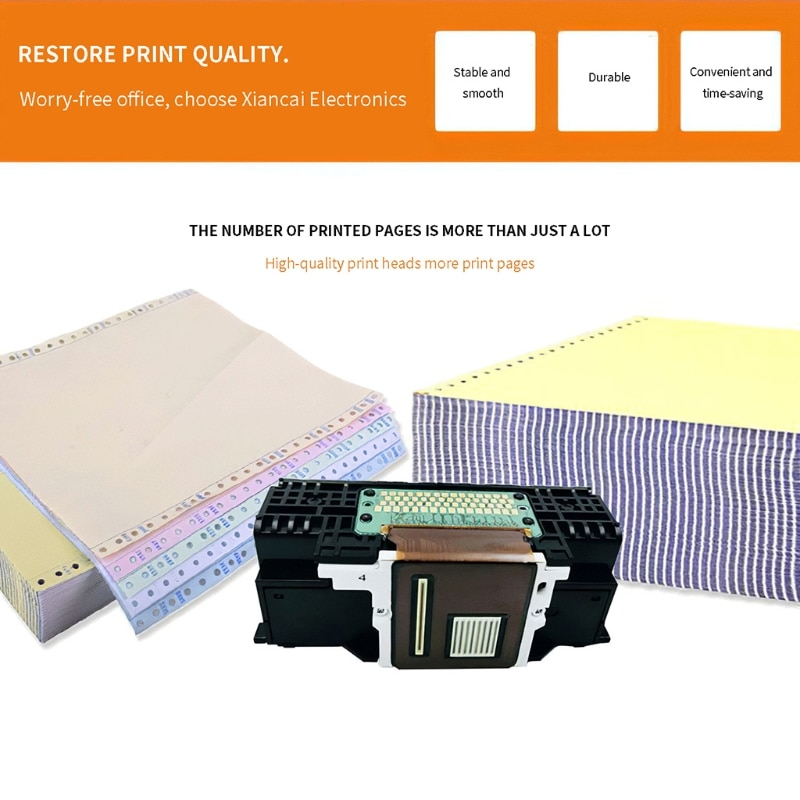 Printhead for canon MG6310 MG6320 MG6350 MG6380 MG7120 MG7150 MG7180 Printer