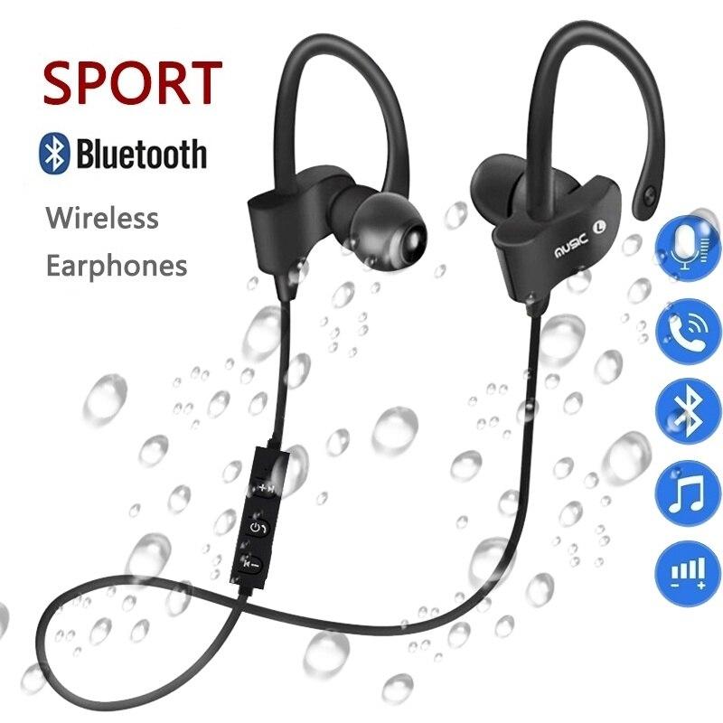 Fone de ouvido sem fio, fones de ouvido bluetooth para jogar com música, para iphone e huawei