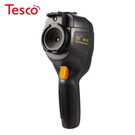 TFT portátil de 3,2 pulgadas, instrumento de Control de temperatura infrarroja, cámara térmica profesional de infrarrojos, cámara térmica HT-19