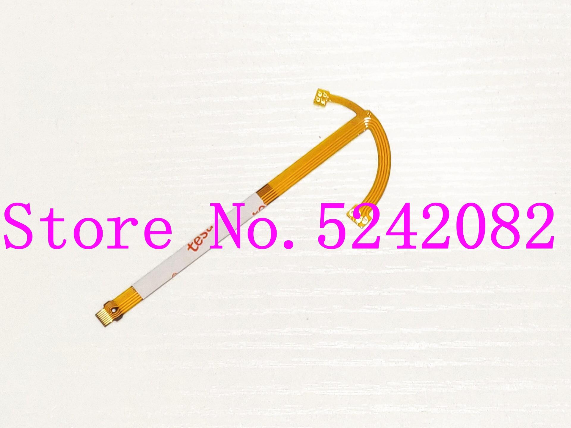 2PCS/NEUE Objektiv Blende Flex Kabel Für Canon EF 24-70mm 24-70mm f/2,8 L II USM Kaliber 82mm reparatur teile