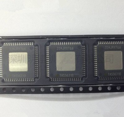 2PCS/Lot TAS5631B TAS5631BPHDR TQFP-64 New original