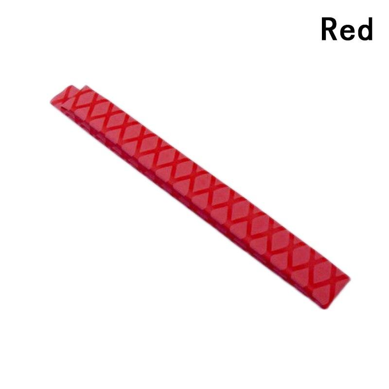 Tubo Termocontraíble para reparación de caña de pescar, mango personalizado de goma + PVC adecuado