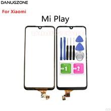 Tela de toque para xiaomi mi play touchscreen display lcd digitador vidro