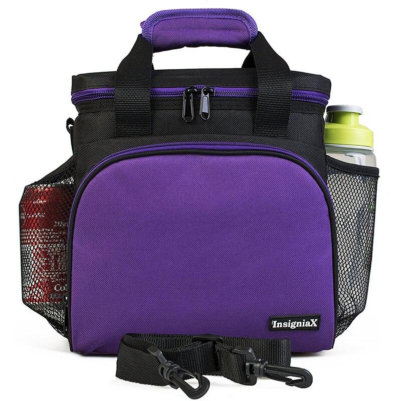 Портативные термоизолированные сумки-Кулеры, большая женская и мужская сумка для пикника, ланча, бэнто-бокс, для поездок, барбекю, еды, льда, ...