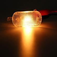 Lampe de rangement de boîte à gant   Boîte à gants de voiture, lampe à compartiment de stockage 1J0 947 301 pour Passat B5POLO Touran lampe de travail de nuit