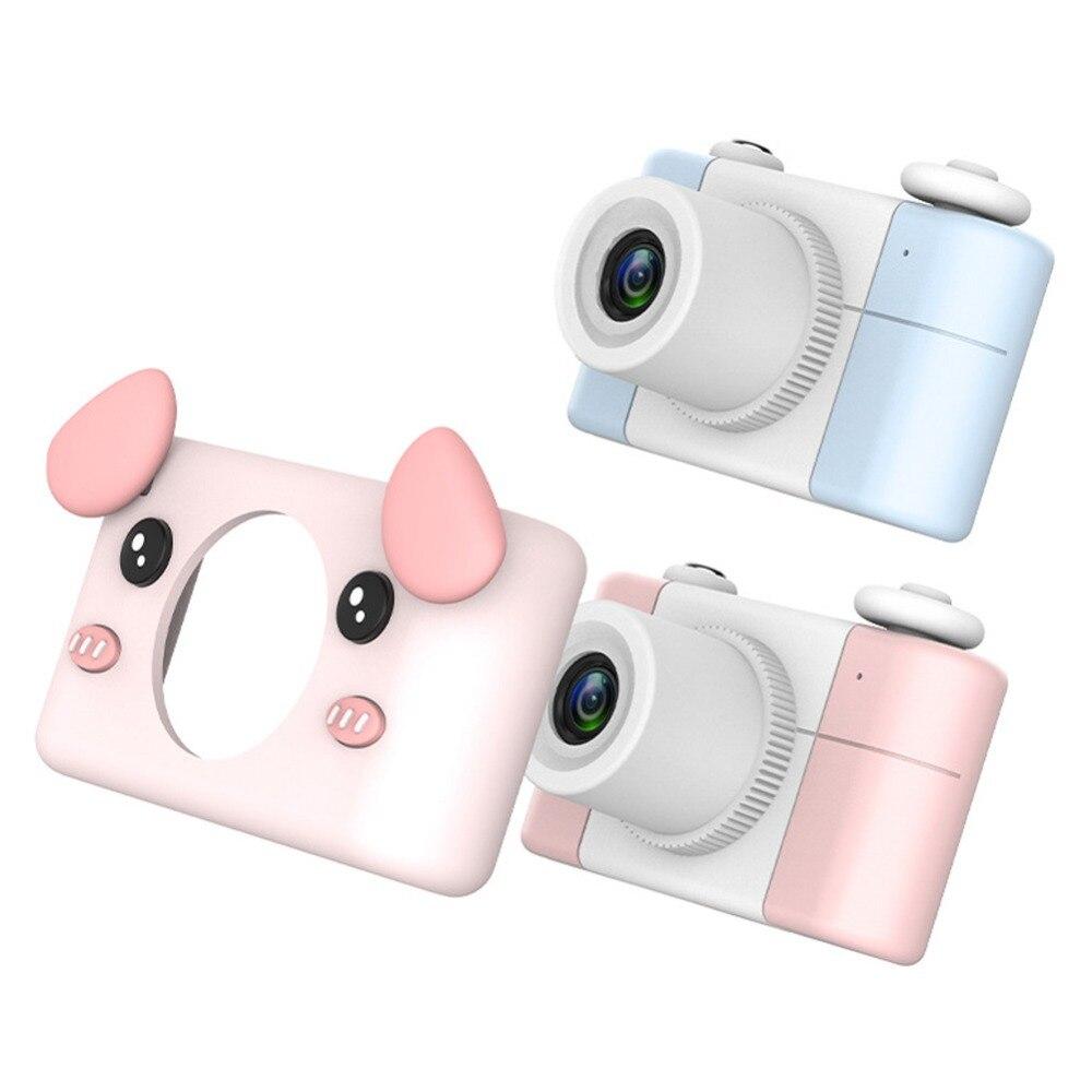 8.0MP Kids Educational Cute Mini Digital Photo Camera 2.0