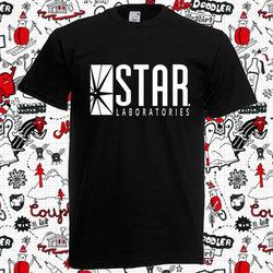 Nova estrela laboratórios star laboratories logo preto masculino camiseta tamanho S-3XL xxxtentacion harajuku masculino t camisa casual streetwear