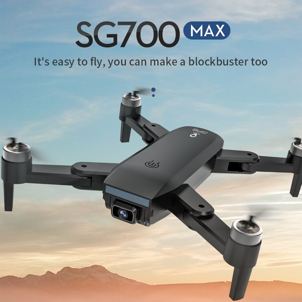 2021 New SG700MAX/PRO Drone GPS Wifi 4K HD Camera Profesional Aerial Photography Drones Brushless Motor Foldable Quadcopter Toys enlarge