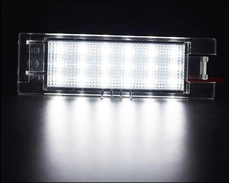 2pcs Canbus Free Error Car License Plate Led White Lights For Alfa Romeo 147 156 159 166 Brera Giulietta Mito Spider Signal Lamp Aliexpress