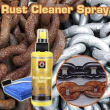 120ml rouille nettoyant Spray voiture entretien nettoyage rouille Spray voiture nettoyage nettoyant lubrifiant rouille antirouille outil Agent Remov M2D4