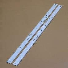 LED Array Bars For Samsung UE55KU6450 UE55KU6405 UE55KU6409 LED Backlight Strip Matrix Kit V6ER_550SMA/B_LED66_R2 Lamp Lens Band
