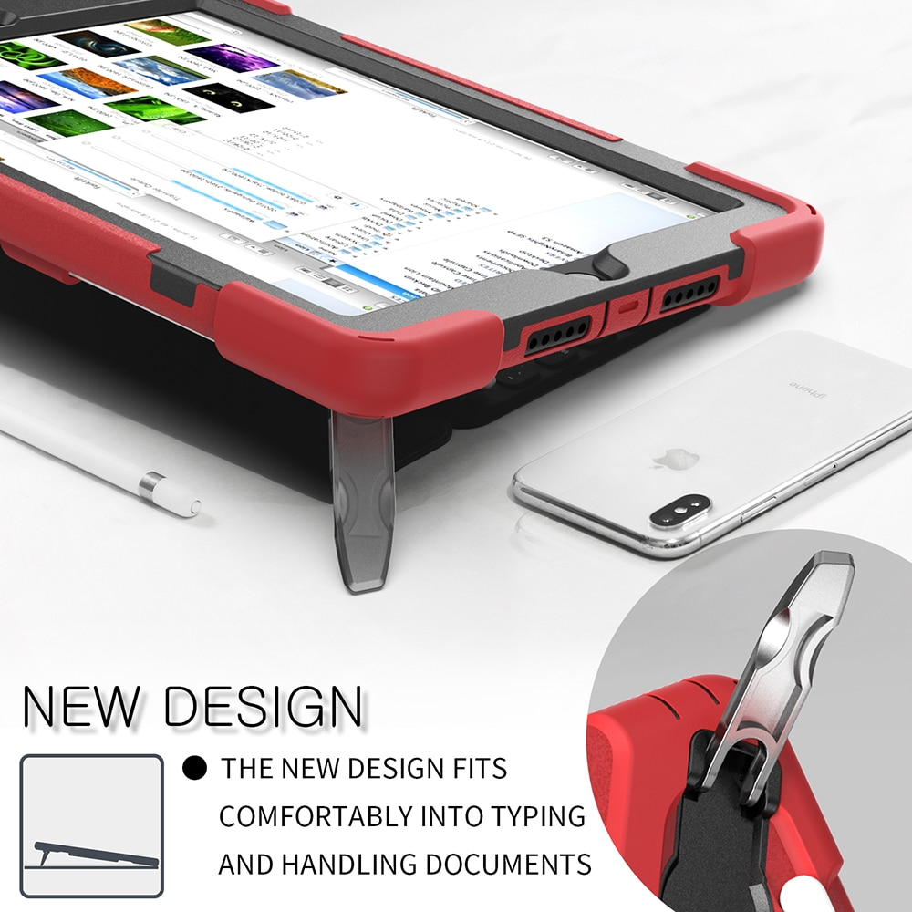 10.2 A2197 Case for iPad A2428 Cover Shokproof A2270 A2200 Armor A2198 Heavy Kids A2429
