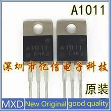 5Pcs/Lot New Original Imported 2SA1011 A1011 TO-220 Direct Shooting Good Quality