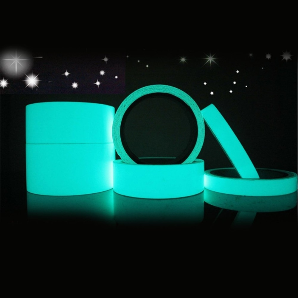 flash deal colorful reflective tapes glow self adhesive sticker luminous fluorescent glowing tapes dark striking warning tape Reflective Glow Tape Self-adhesive Sticker Removable Luminous Tape Fluorescent Glowing Dark Striking Night Warning Tape