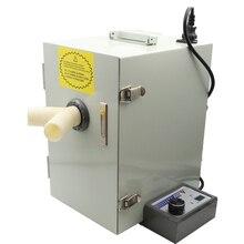 JT-26B مجمع الغبار التحكم الرقمي عجلة مزدوجة المحرك قوة قوية الأسنان فراغ نازع الغبار لمختبر الأسنان