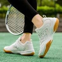 2021 men sports shoes tennis shoes professional badminton shoes breathable non slip sports shoes chaussure de tennis homme 35 44