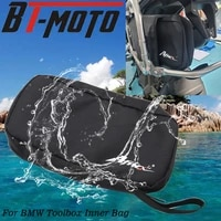for bmw motorcycle tool box nylon lined with toolbox waterproof bag fit r1250gs adventure lc r1200 gs adv f850gs f750gs f750 850