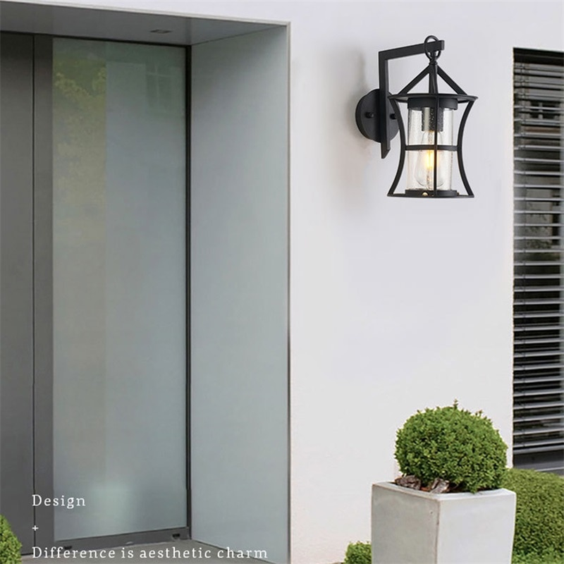 FAIRY Outdoor Classical Wall Lamp LED Light Waterproof IP65 Sconces For Home Porch Villa Decoration enlarge