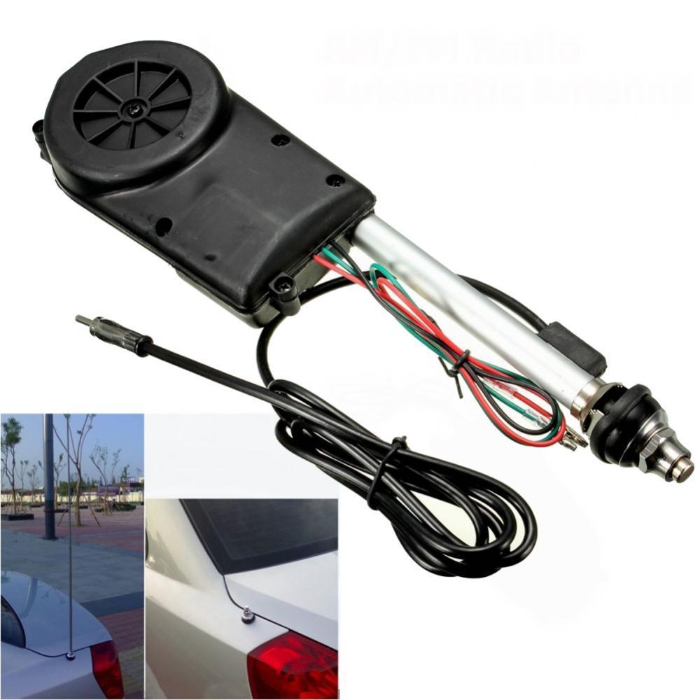 Фото - 50% дропшиппинг! Автомобильный Автомобиль FM электрическая антенна радиоусилитель автоматический усилитель автомобильный fm am радио стерео антенна усилитель сигнала усилитель универсальный автомобиль