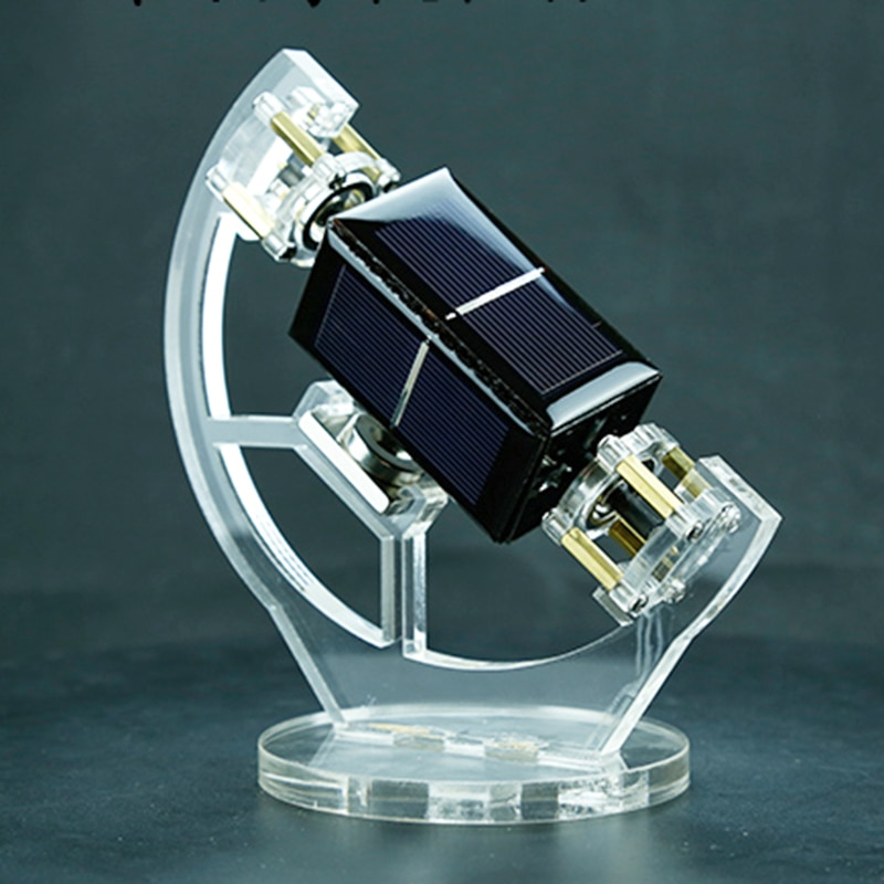 Levitación magnética Solar Motor ciencia experimento Mendocino Motor creativo cumpleaños regalo ciencia Juguetes