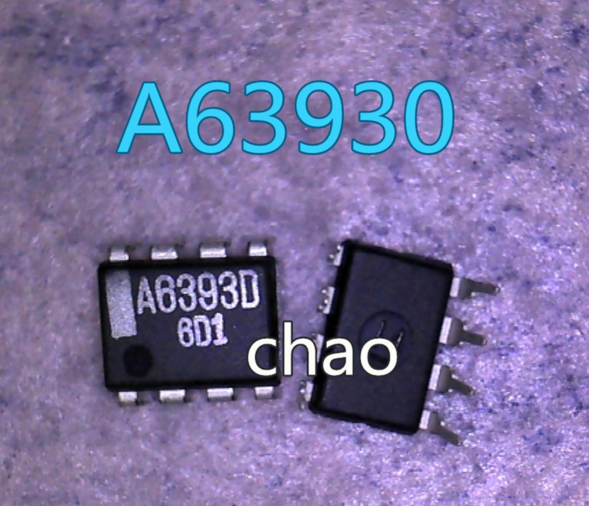 5 шт./лот A63930 A6393D DIP 8 Замыкатели   
