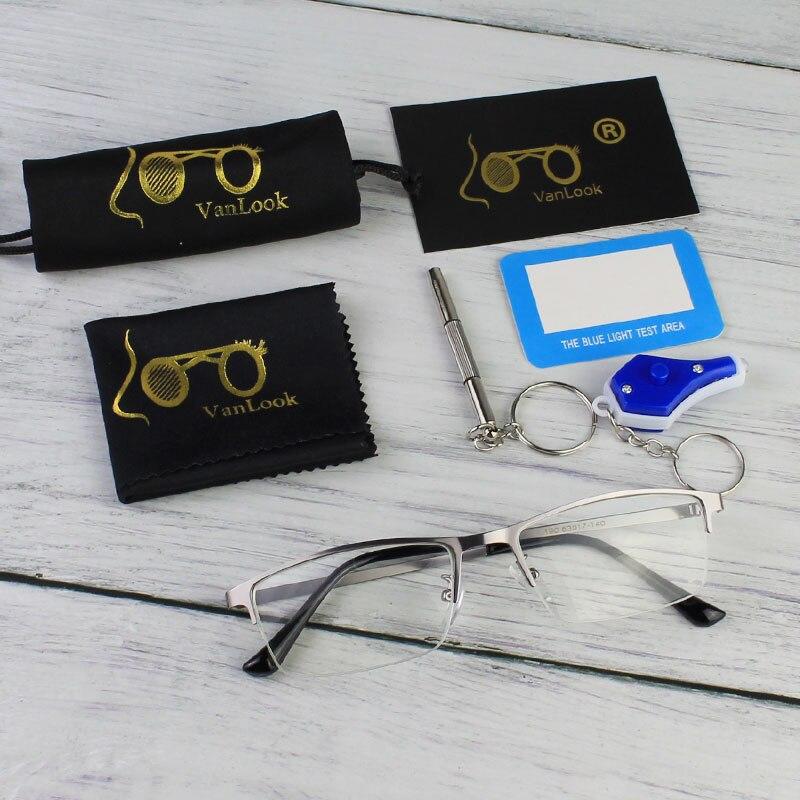 Reading Glasses Frames Men Blue Light Blocking Computer Glasses Gamer Spectacle Frame for Women Optical Frames Ready Stock
