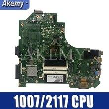K56CA madre 1007/2117 CPU per ASUS S550C K56CM K56CB S56C K56C madre del computer portatile K56CA Mainboard K56CA madre