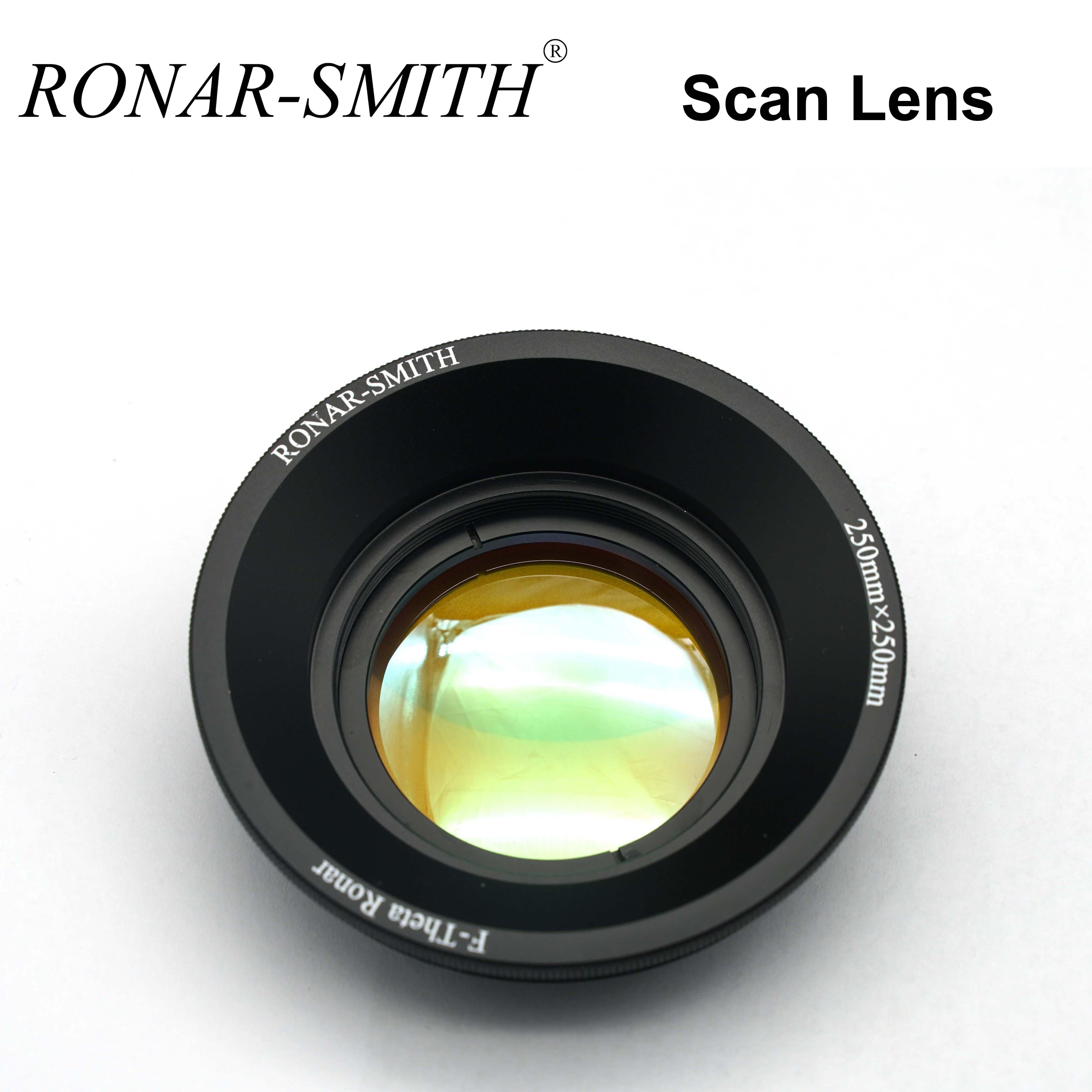 RONAR-SMITH longitud de onda OPEX CO2 escanear Lesn F-theta lente 10600nm 10,6-70-100-10,6-110-150-10,6-140-200-10,6-175-250-10,6-215-300