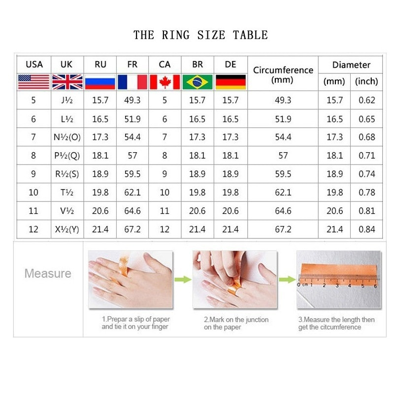 2 Pieces/set Fashion Micro Marriage Lovers Bestie Love As Ever Baroque Style Proposal Ring Set for Women Jewelry  - buy with discount