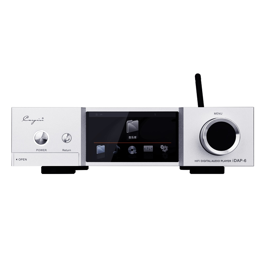 IDAP-6 سطح المكتب الرقمية مشغل الصوت
