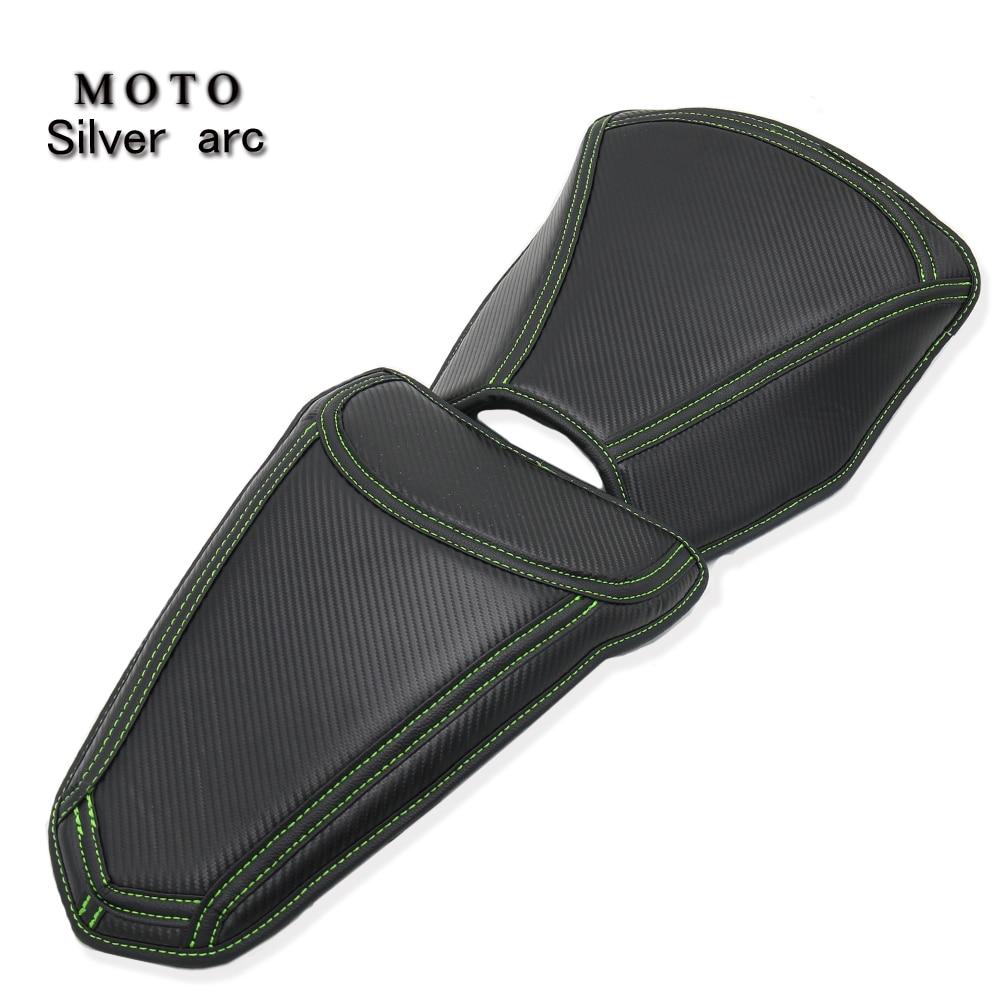 Para Kawasaki Z650 Ninja650 2018 19 parasol de motocicleta impermeable protección solar cubierta de asiento de refrigeración aislamiento térmico