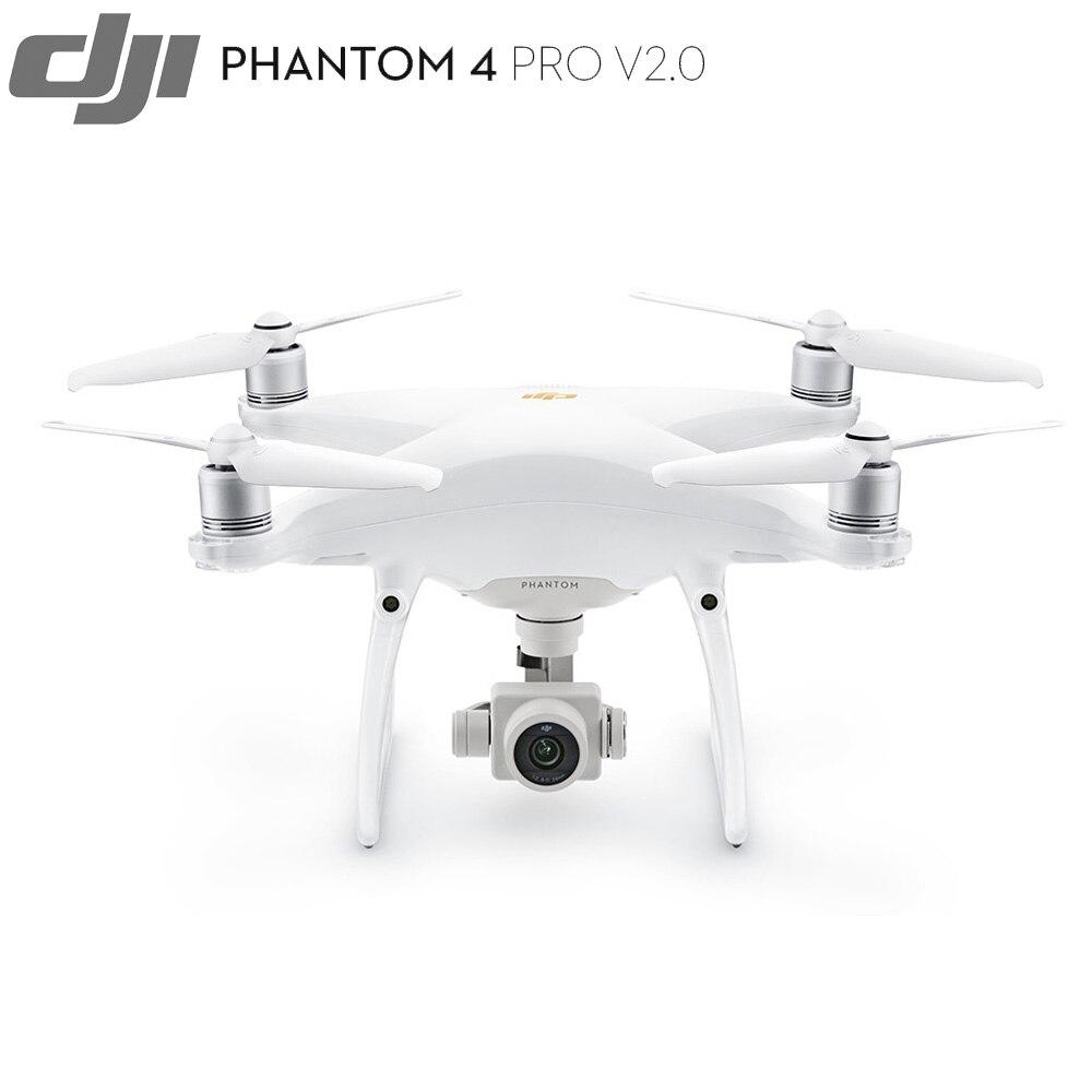 Phantom 4 Pro de DJI V2.0 drone 1 pulgadas Sensor CMOS 20MP HD 4K Cámara en Stock Drones