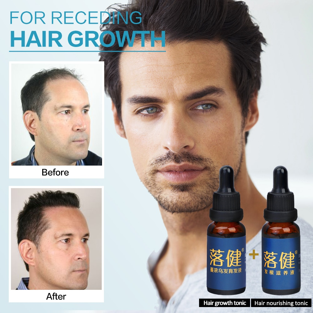 Hair Care Hair Growth Essential Oil Essence Hair Loss Liquid Treatment Health Care Beauty Dense Hair