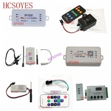 SP110E SP105E SP108E SP106E SP107E 14key 3pin HC008 Contrôleur De Musique WS2812B Bluetooth SK6812 RVB/RGBW APA102 WS2811 led bande