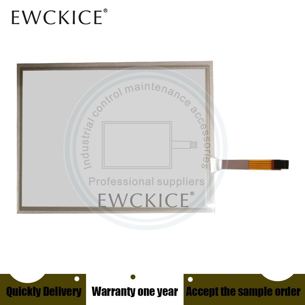 NEW Tecna 36 TS2 s/n 6194 E301650 HMI PLC touch screen panel membrane touchscreen Industrial control maintenance accessories