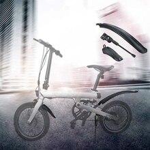 Pneu pneu Splash garde-boue avant arrière garde-boue étagère pour Xiaomi Mijia Qicycle Ef1 vélo électrique béquille Support de trépied