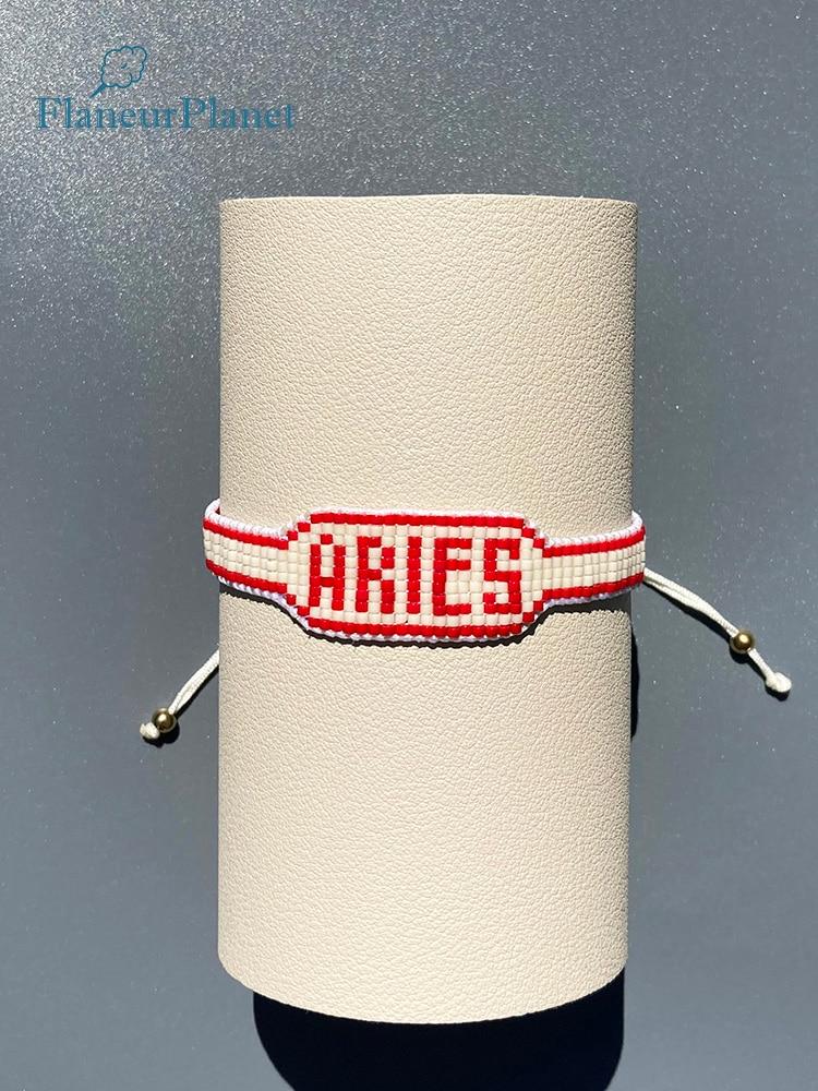 Индивидуальное название браслета, бусины, ткацкие браслеты с бусинами Миюки, модные