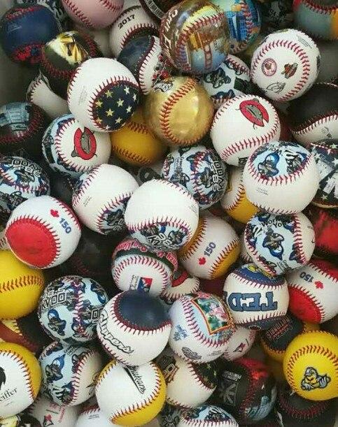 Фото мяч узор мяч твердый Мяч Коллекция памятный мяч периферийный
