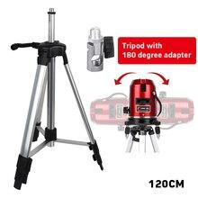 1200mm hauteur maximale 5/8 fil enduit aluminium haute qualité support ou trépied pour 360 laser rotatif