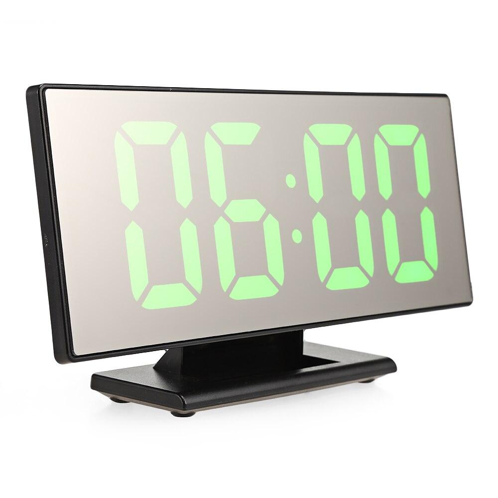 Светодиодные цифровые настольные часы