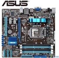Fur ASUS P7H55-M original motherboard Sockel LGA 1156 DDR3 H55 16GB fur i3 i5 i7 CPU VERWENDET Desktop motherboard mainboard