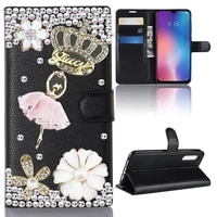 pu leather card holder wallet phone case for oneplus 7 pro 7 6t 6 5t 5 silicone frame cover one plus 7 1 7pro 6t oneplus7 128gb