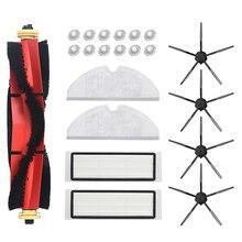 Mop Doek Belangrijkste Borstel Hepa Filter Kit Voor Xiaomi Voor Roborock S6 S5 Max S50 S55 S60 S65 E25 E35 robot Stofzuiger Accessoires