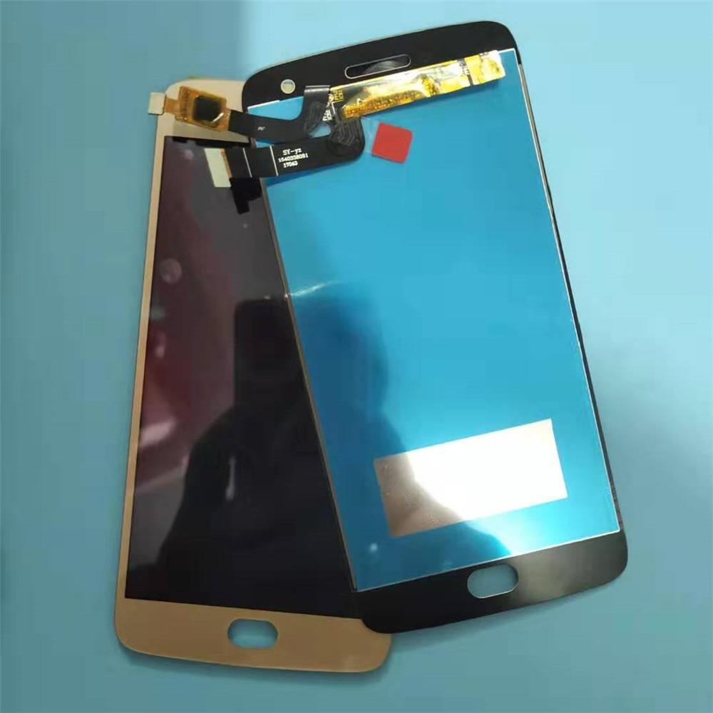5 unids/lote para Motorola MOTO G5 Plus XT1684 XT1685 pantalla táctil digitalizador pantalla LCD para Moto G5Plus XT1686 XT1687