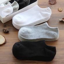Calcetines deportivos transpirables para mujer, medias tobilleras de algodón, cómodos, de Color sólido, venta al por mayor, 10 pares