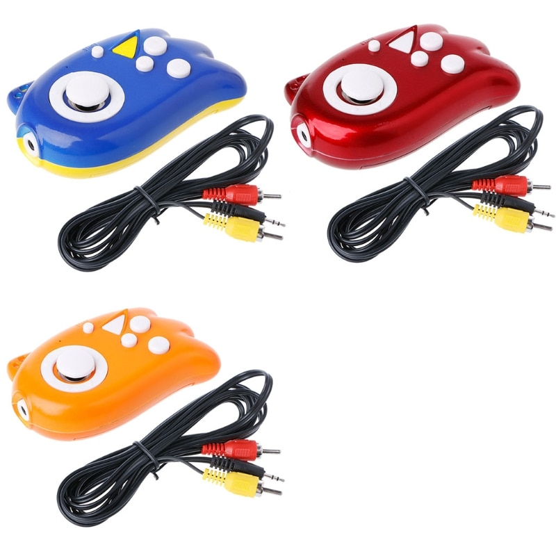 Mini Video Gaming Console Built-In 89 Classic Games TV Output Game Player P9YE