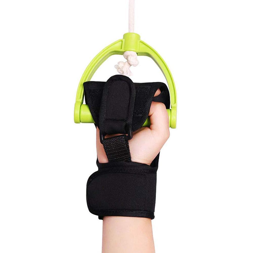 1Pc Anti-slip Stroke Hemiplegia Hand Training Rehabilitation Auxiliary Gloves Health Care