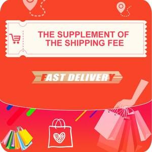 The Supplement of the Shipping Fee