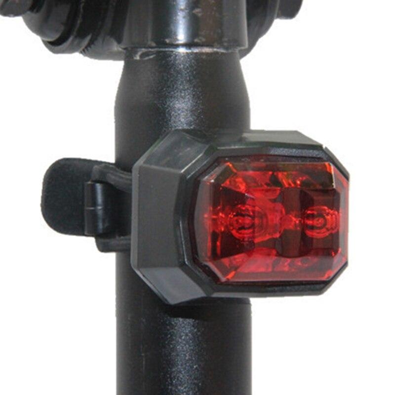 Велосипедные фары светодиодный передний руль фара и задний фонарь вспышка велосипедная фара на открытом воздухе для езды на велосипеде Пре...